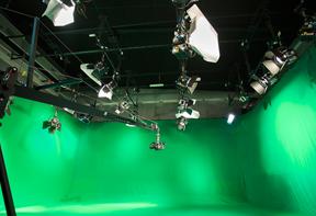 wirtualne studio green screen Warszawa