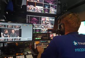 realizacja programów telewizyjnych, webinarów, video dla firm